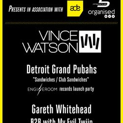 Gareth Whitehead vs Detroit Grand Pubahs' Mr O ADE mix