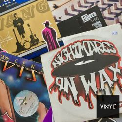 Vi4YL065: A wicked vinyl celebration from hip-hop to soul to funk to the Art Of Noise! Happy Days.