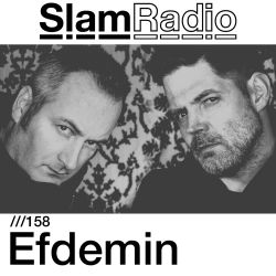 #SlamRadio - 158 - Efdemin