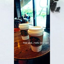 free and...hello Stranger