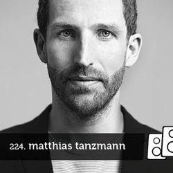 Soundwall Podcast #224: Matthias Tanzmann