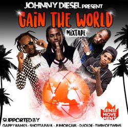 JOHNNY DIESEL - GAIN THE WORLD MIX - 2017