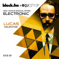 Lucas Vanlentine - block.fm × DJCITY.JP