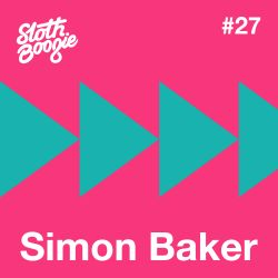 SlothBoogie Guestmix #027 - Simon Baker's Halloween Mix