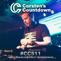 Corsten's Countdown - Episode #511