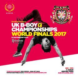 B-Boy Nuggets Vol 1, B-Boy Championships 2017 Official Mixtape by DJ KhanFu