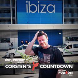 Corsten's Countdown - Episode #423 - Full On Ibiza live
