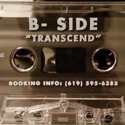 B-Side - Transcend (Experiments In Trance) side.b 1994