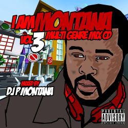 Afrobeats Mix #IAmMontanaV3