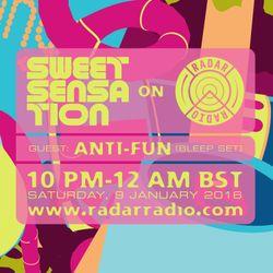 Sweet Sensation with Anti-Fun 09.01.16