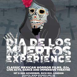 Cal Jader's Dia de los Muertos experience mix