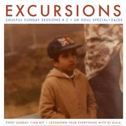 Excursions Sunday Sessions #2 • Get Yourself Together