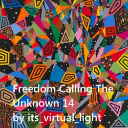 Freedom Calling The Unknown 14 by its_virtual_light
