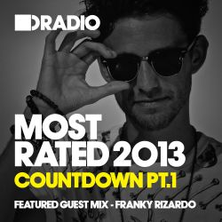Defected In The House Radio - Most Rated Countdown Pt1 - 9.12.13 - Guest Mix Franky Rizardo