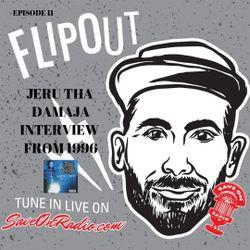 Save On Radio - Episode 11 - Jeru Interview from 1996