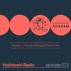 Yoshitoshi Radio 072 - Nicolas Masseyeff Guest Mix