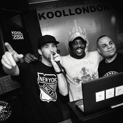 LIONDUB MEETS BRYAN G, MARCUS VISIONARY, JR DANGEROUS & MC BLACKA - 09.03.14 - KOOLLONDON HQ (D&B)
