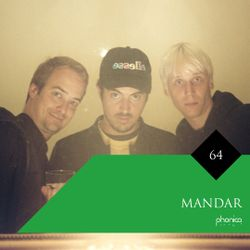 Phonica Mix Series 64: Mandar