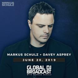 Global DJ Broadcast - Jun 20 2019