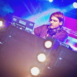 Saytek Recorded Live at Space Ibiza's Closing Party 2012