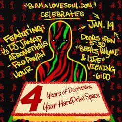 DJ Rahdu – A Tribe Called Quest Mix (LIVE at BLS 4 Yr Anniversary Party)