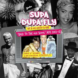 90s & 00s RnB / Hiphop 'Back To The Old Skool' NYE - Sandra Omari