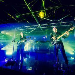 The xx -Live- (Young Turks) @ I See You Album Showcase, Plein Publiek - Antwerpen (21.01.2017)