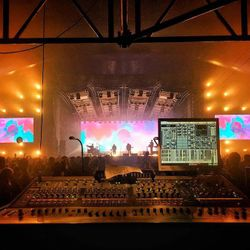 Tycho -Live- (Ghostly International) @ Sziget Festival 2017, Obudai Island - Budapest (14.08.2017)