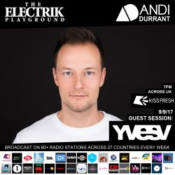 Electrik Playground 9/9/17 inc Yves V Guest Session