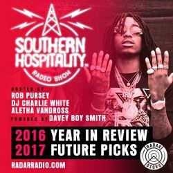 The Southern Hospitality Show – January 2017