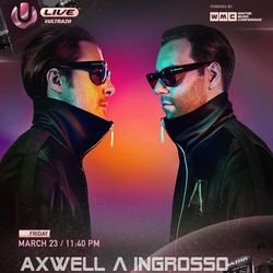 Axwell Λ Ingrosso LIVE @ Ultra Music Festival Miami 2018