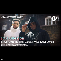 Old Skool vs New School Garage Mix - 1xtra Takeover for Sian Anderson