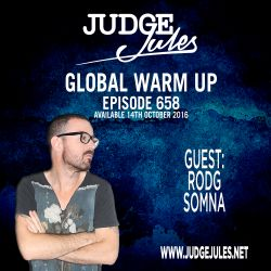 JUDGE JULES PRESENTS THE GLOBAL WARM UP EPISODE 658