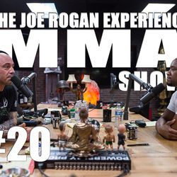 JRE MMA Show #20 with Yves Edwards