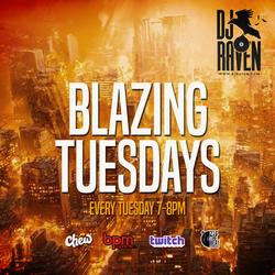 Blazing Tuesday 162
