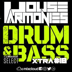 House Harmonies Xtra -  18 (D&B)