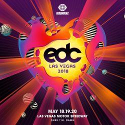 Dubvision & Firebeatz pres. METAFO4R LIVE @ Electric Daisy Carnival EDC Las Vegas 2018