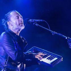 Lollapalooza 2016 - 03 - Radiohead -Live- (XL Recordings) @ Treptower Park - Berlin (10.09.2016)