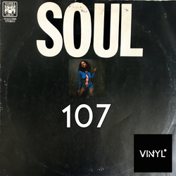 Vi4YL107: Supersonic Soulville! A vinyl only mix into some amazing Soul and Funk, known and unknown.