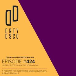 #424 | DJ ONLY MIX | POOL BOY - CYRIL HAHN - ANDY ASH - SAINE - KRAAK & SMAAK - CLEANFIELD - SELVA