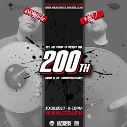 DJ Philly & 210 Presents Trackside Burners Radio Show 200