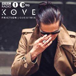 Kove (MTA Records, Program - RAM Records) @ DJ Friction Radio Show, BBC Radio 1 (15.09.2015)