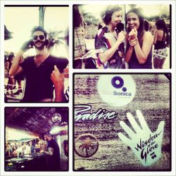 GUY GERBER b2b tINI / Live at Sirocco Beach Club for Wisdom of the Gang / 24.07.2013 / Ibiza Sonica