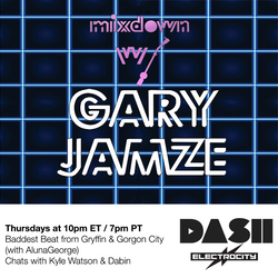 Mixdown with Gary Jamze September 20 2019