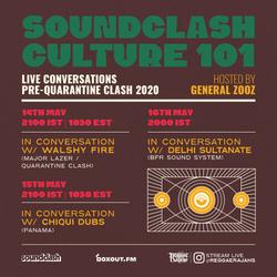 Soundclash Culture 101 W/ DJ Chiqui Dubs (SOUND OF PANAMÁ)