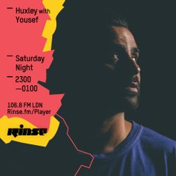 Rinse FM Show w/ Yousef 16th April 2016
