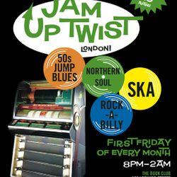 DJ Andy Smith June Jam Up Twist Soul Gang show