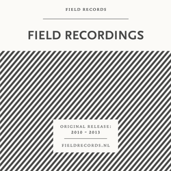 Field Recording mix by Norman Nodge