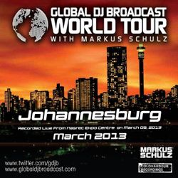 Global DJ Broadcast Mar 14 2013 - World Tour: Johannesburg