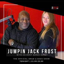 J J FROST live on Mi-soul radio